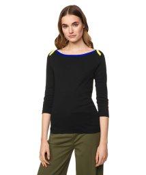 BENETTON (women)/ボートネック7分袖Tシャツ・カットソー/502912985
