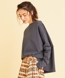 BEAUTY&YOUTH UNITED ARROWS/【予約】BY ボートネックロングスリーブカットソー/502914966