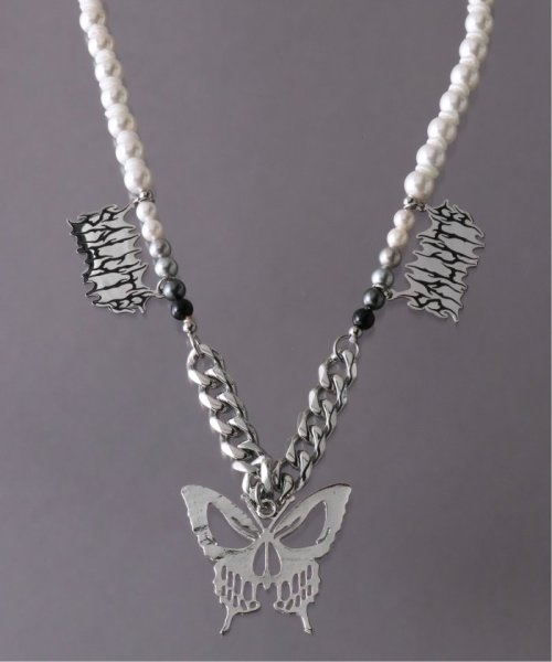 JOURNAL STANDARD(ジャーナルスタンダード)/SALUTE BUTTERFLY NECKLACE/19091685000038