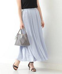 Demi-Luxe BEAMS/Demi-Luxe BEAMS / ロイヤルサテン プリーツスカート/502872593