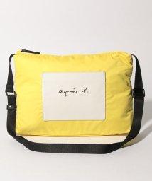 agnes b. VOYAGE/MH12-01 サコッシュ/502909680