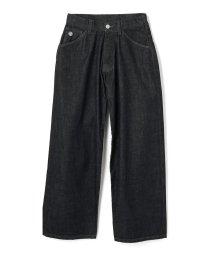 GARDEN/CLAMP/クランプ/wide denim trousers/ワイドデニムトラウザー/502920223