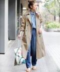 JOURNAL STANDARD relume/サキゾメギャバトレンチコート◆/502920924