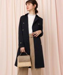 Couture Brooch/【WEB限定サイズ(LL)あり】ベルト付きトレンチコート/502923319