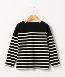 SHIPS any WOMENS/SHIPS any: STANDARD ボートネック ボーダー カットソー<KIDS>/502924801