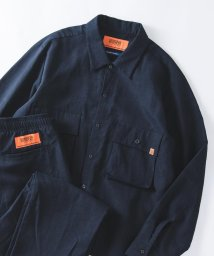 SHIPS any MENS/SHIPS any×UNIVERSAL OVERALL: 別注 セットアップ シャツジャケット/502924885