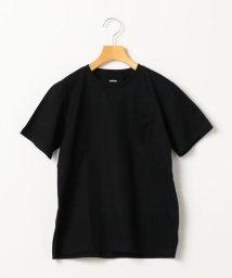 SHIPS any WOMENS/SHIPS any: STANDARD クルーネック Tシャツ<KIDS>/502924923