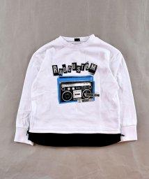 RAD CUSTOM/天竺レトロプリントTシャツ/502816210