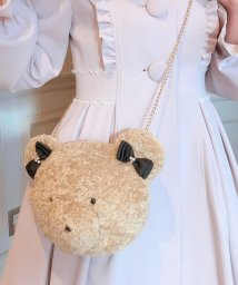 LODISPOTTO/Givemehugくまちゃんポシェット2020SS / mille fille closet/502878003
