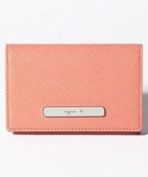 agnes b. Voyage/YW11-06 カードケース/502909678