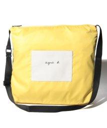 agnes b. VOYAGE/MH12-02 ショルダーバッグ/502909681