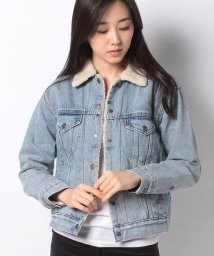 LEVI'S LADY/EX-BF SHERPA TRUCKER STRANGERWAYS/502913375