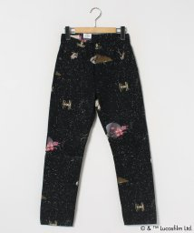 LEVI'S LADY/501(R) CROP GALAXY AOP WOMENS/502913441