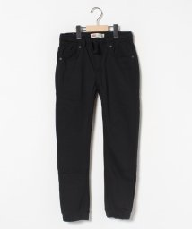 LEVI'S LADY/【KIDS】PULL ON KNIT JOGGER BLACK BEAU/502913519