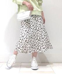 fredy emue/花柄プリントボタンデザインスカート/502915595
