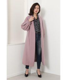 rienda/Shawl collar gown CT/502925468