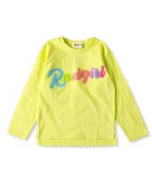 RADCHAP/レインボーロゴ長袖Tシャツ(90~150cm)/502927304