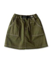RADCHAP/ベルト付ツイルスカート(S~XL)/502927306