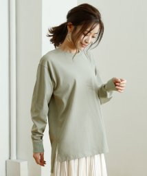 titivate/ベーシック長袖Tシャツ/トップス/502927370