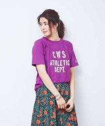 Rouge vif la cle/【Champion/チャンピオン】リバースウィーブロゴTシャツ【予約】/502928753