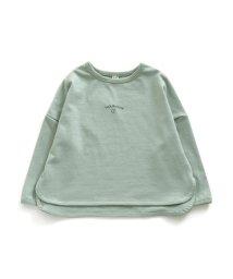 apres les cours/プチプリント長袖Tシャツ/502879876
