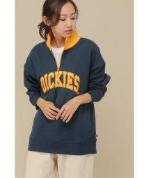 ikka/Dickies ディッキーズ ハーフジップスウェット/502888447