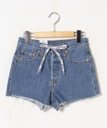 LEVI'S LADY/501 HR SHORT W/ LOGODRAW DRAW-BACK/502913429