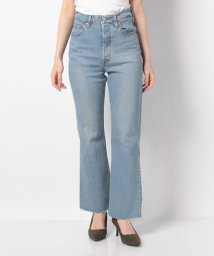 LEVI'S LADY/RIBCAGE CROP FLARE SCAPEGOAT/502913431