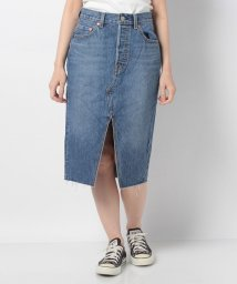 LEVI'S LADY/DECONSTRUCTED MIDI SKIRT VAST DESERT/502913436