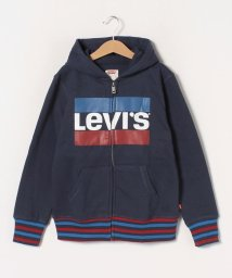 LEVI'S LADY/【KIDS】SPORTSWEAR LOGO FZ DRESS BLUES/502913531