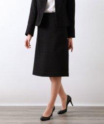 AMACA/MIXツィードAラインスカート/502913896