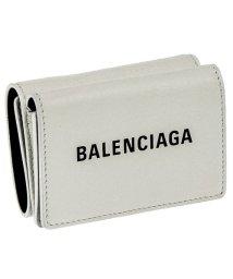 BALENCIAGA/BALENCIAGA 505055 DLQHN EVERYDAY ミニ コンパクト 財布/502924545