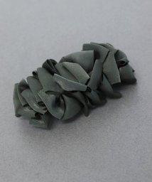 ninon/くしゅくしゅリボンのシンプルヘアカフス/502928281
