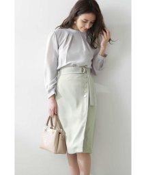 PROPORTION BODY DRESSING/◆バイカラーパイピングタイトスカート/502929721