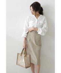 PROPORTION BODY DRESSING/◆アウトポケットワークタイトスカート:051WEB限定カラー/502929722