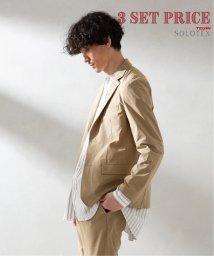 JOURNAL STANDARD/《予約》WEB限定【SOLOTEX】 COMFY ストレッチドライ3PIECEセットアップ /502930669