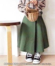 coen/【coen キッズ / ジュニア】ツイルグルカロングスカート(グルカスカート)/502931413