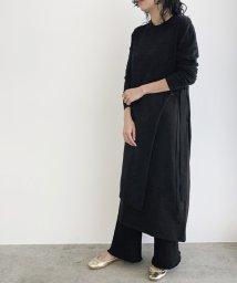 ROPE' mademoiselle/【TORRAZZO DONNA / トラッゾドンナ】サイドリボンワンピース/502931635