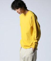 JOURNAL STANDARD/【LA APPAREL / ロサンゼルスアパレル】 6.5oz Long Sleeve Garment Dye/502931804