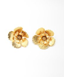 IENA/【MARIE GOLD】Flower ピアス/502931855