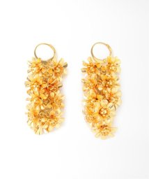 IENA/【MARIE GOLD】Multi Flower Pピアス/502931859