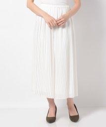 LAPINE BLANCHE/スカート風シフォンプリーツパンツ/501901381