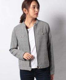CARA O CRUZ/【セットアップ対応】グレンチェックのジャケット/502899406