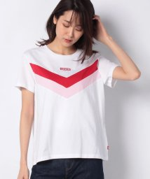 LEVI'S LADY/FLORENCE TEE FLORENCE TEE WHITE GRAPHIC/502913472
