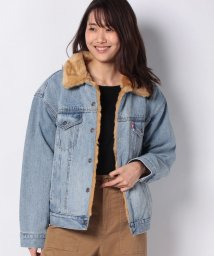 LEVI'S LADY/FUR DAD TRUCKER HELLA INDIGO/502913476