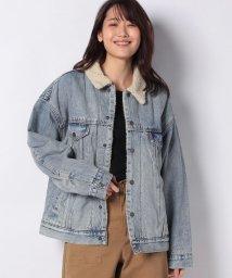 LEVI'S LADY/DAD SHERPA TRUCKER WARM DADDY MAC/502913484