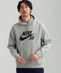 green label relaxing/[ ナイキ ] SC NIKE SB ロゴ スウェット フーディー パーカー/502916029