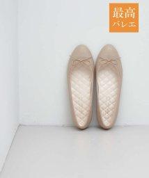 PICHEABAHOUSE/【最高バレエ】ラウンド バレエシューズ/502932251