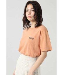 ROSE BUD/シンプルロゴTシャツ/502932619