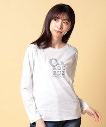 CARA O CRUZ/ロゴTシャツ/502912930